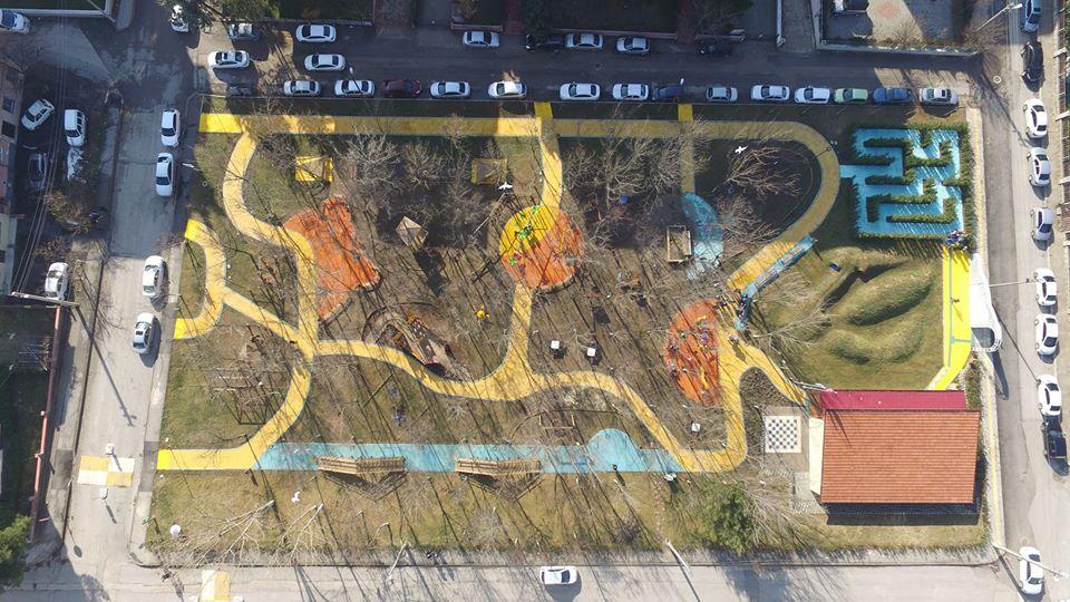 Oyun Engel Tanımaz Parkı Projesi