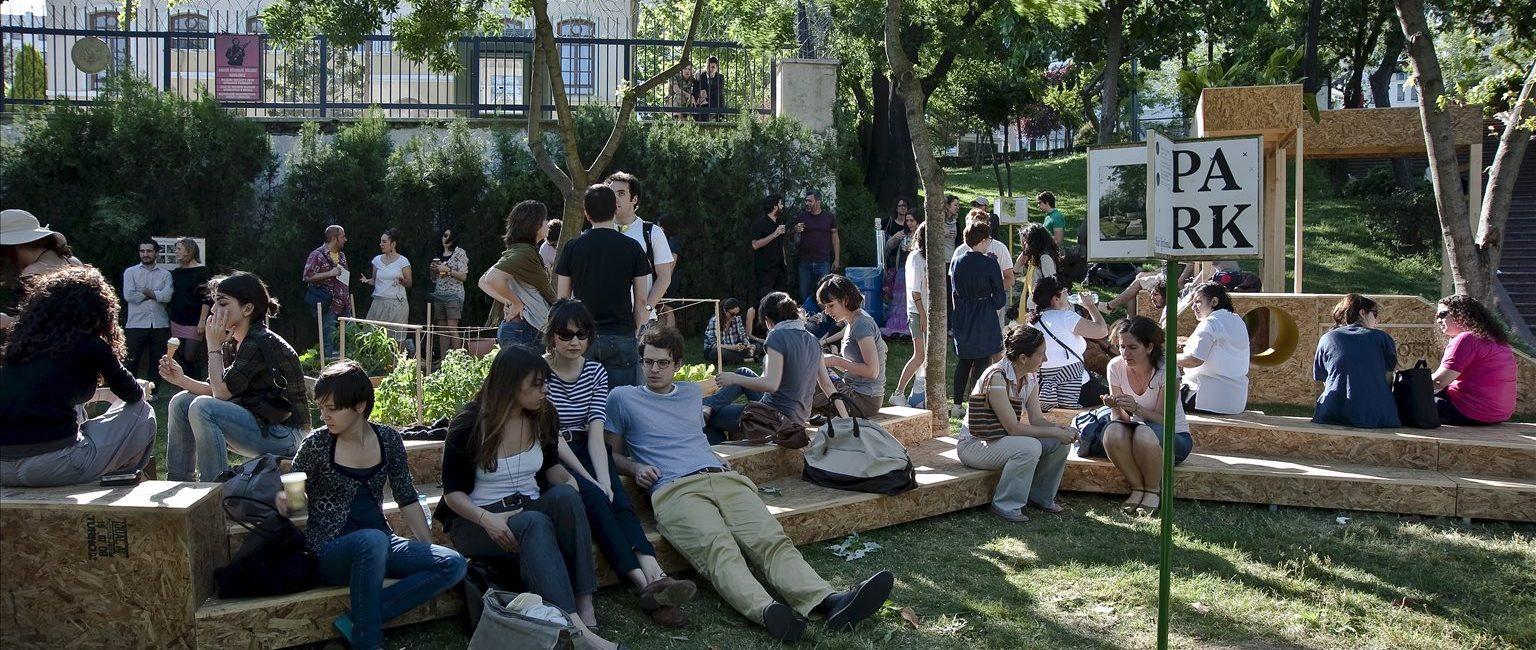 Park: Bir İhtimal Projesi